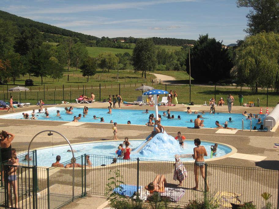 Frhpa les campings haute loire 43 for Camping le puy en velay avec piscine